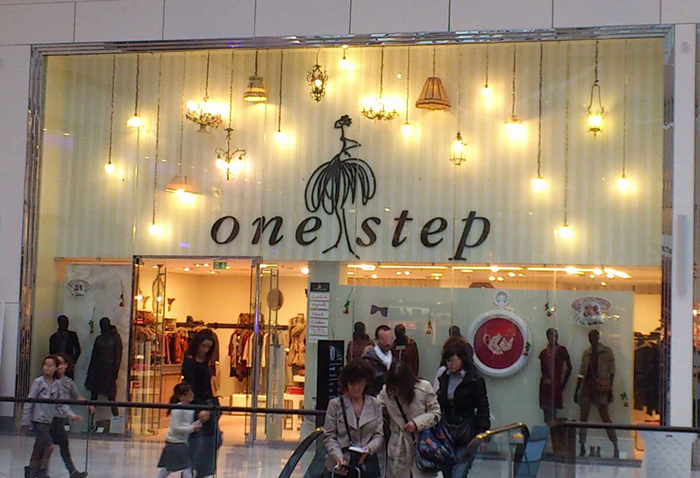 One Step Levallois